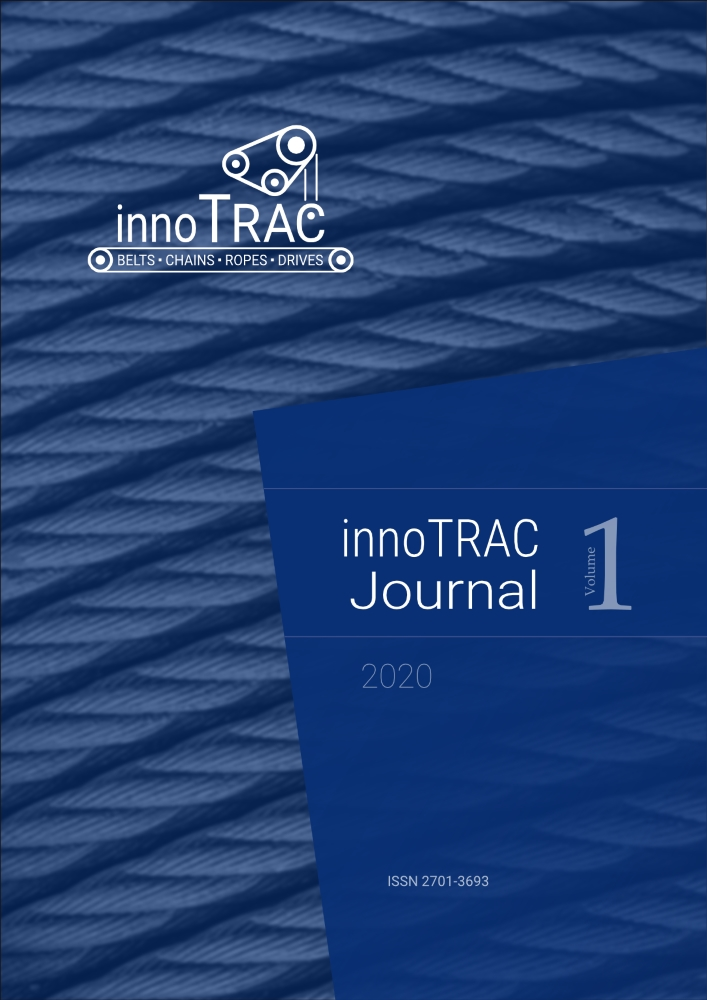 innoTRAC Journal Vol. 1 (2020)